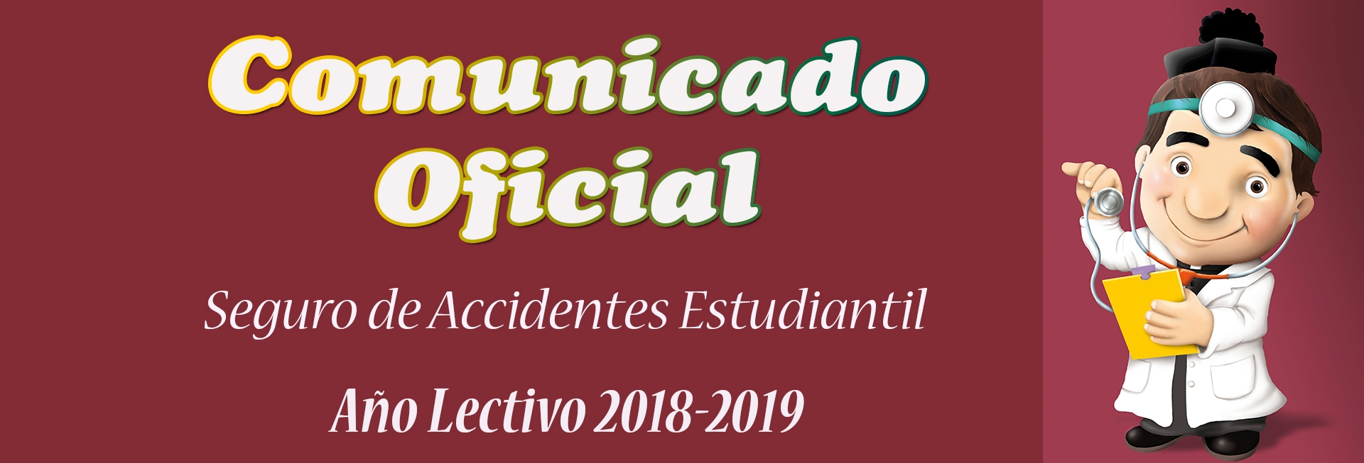 Seguro de Accidentes Estudiantil